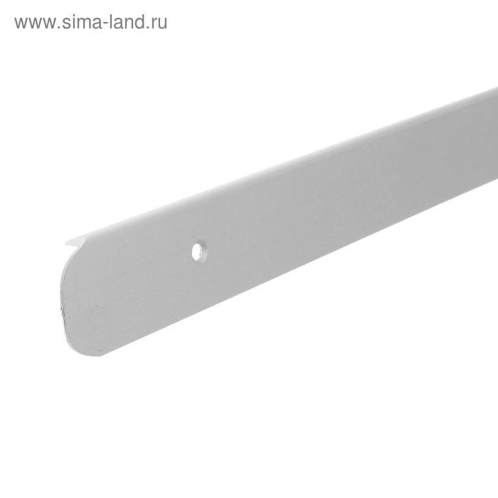 Планка для столешницы 28 мм торцевая