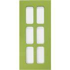 Фасад Модерн Олива глянец 716*296 фасад витрина