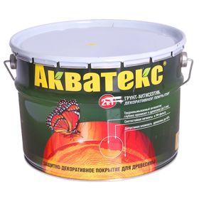 """Грунт-антисептик """"Акватекс"""", сосна, 10 л"""