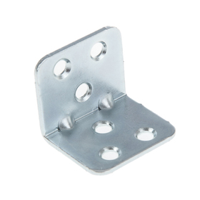 Area furniture 30 x 30 x 35 x 2 mm, galvanized, small packaging