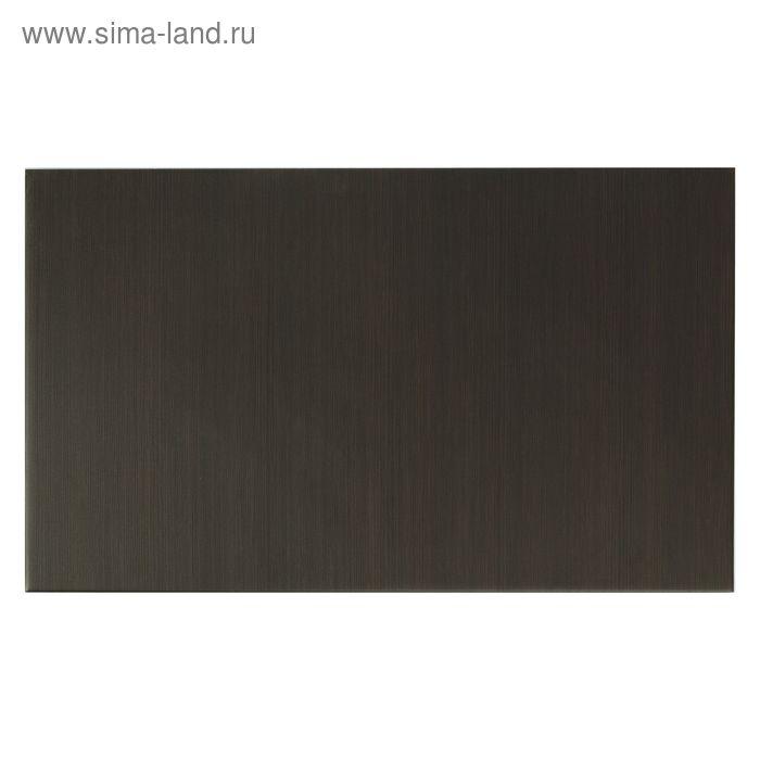 Фасад Модерн Венге темный 356*596 фасад ящик
