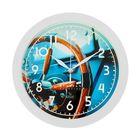 """Часы настенные """"Руль деревянный"""","""