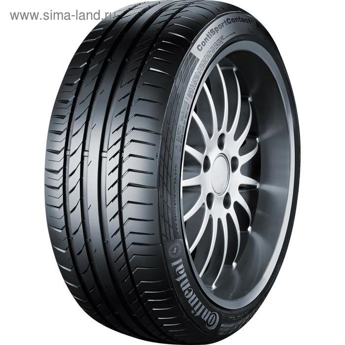 Летняя шина Continental ContiSportContact 5 205/45 R17 88V FR