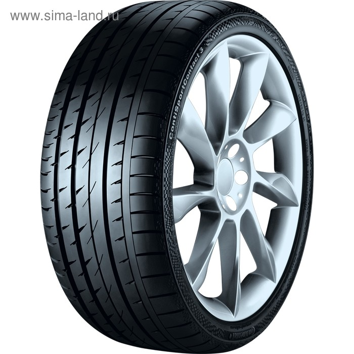 Летняя шина Continental ContiSportContact 3 FR MO 245/40 R18 97Y