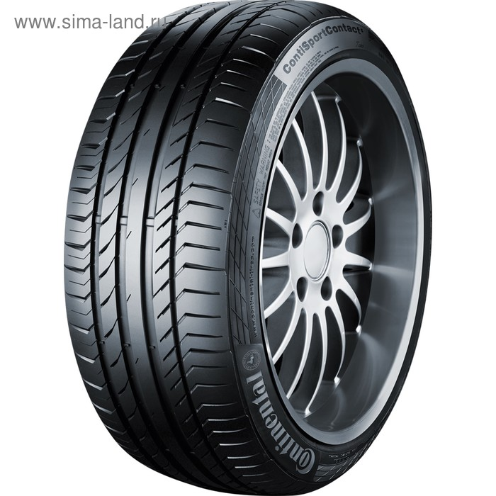 Летняя шина Continental ContiSportContact 5 FR AO 255/45 R19 104Y