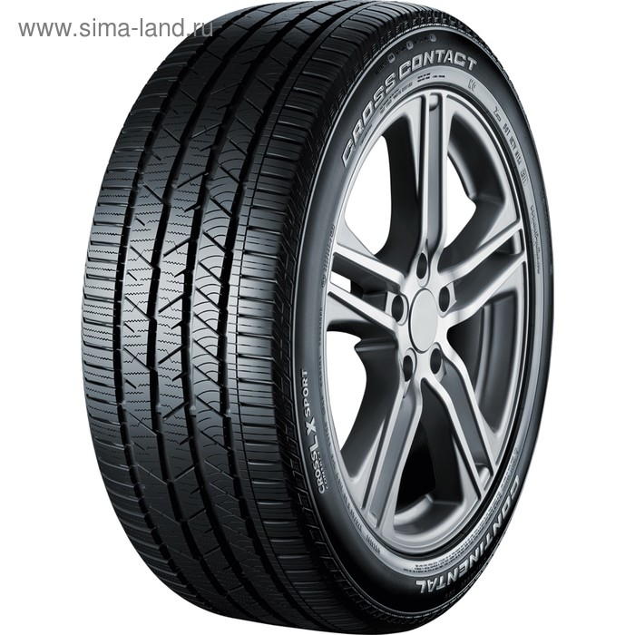 Летняя шина Continental ContiCrossContact Sport 245/55 R19 103V