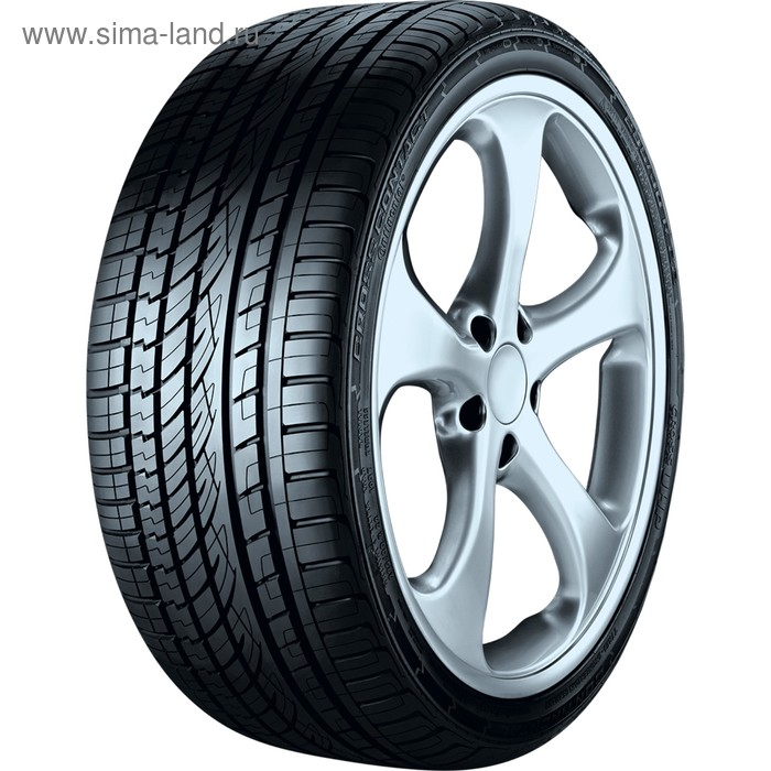 Летняя шина Continental ContiCrossContact UHP 255/55 R19 111H