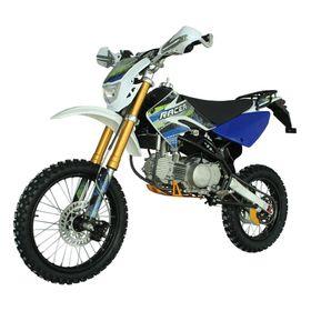 Мотоцикл Racer RC160-PH Pitbike, синий Ош