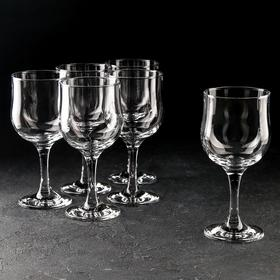 Set of wine glasses for wine 315 ml Tulipe, 6 pcs