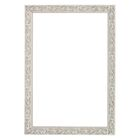 Рама для зеркал и картин 40х60х4 см, цвет бело-золотой