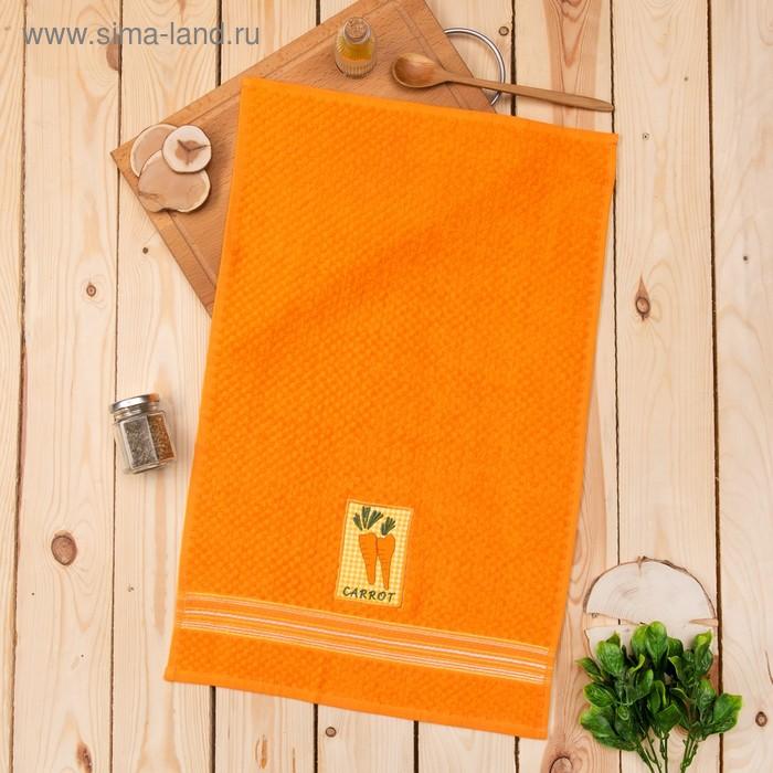 """Полотенце махровое """"Весёлый сад"""" в подарочной упаковке, размер 40х60 см, цвет микс"""