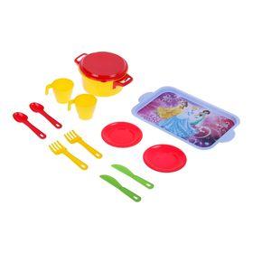 Набор посуды для кукол, 'Хозяйка' на 2 персоны Ош