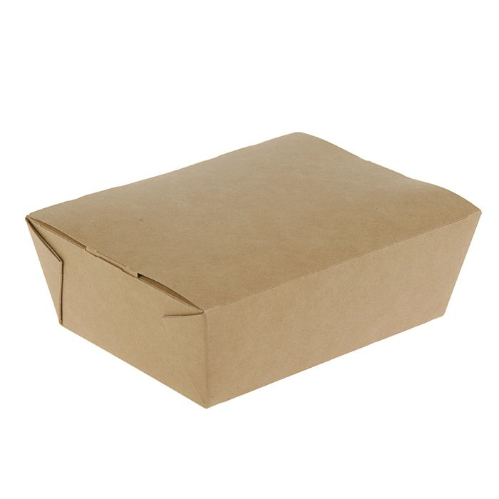 Упаковка для продуктов, ланч-бокс 15 х 11,5 х 5 см, 0,6 л