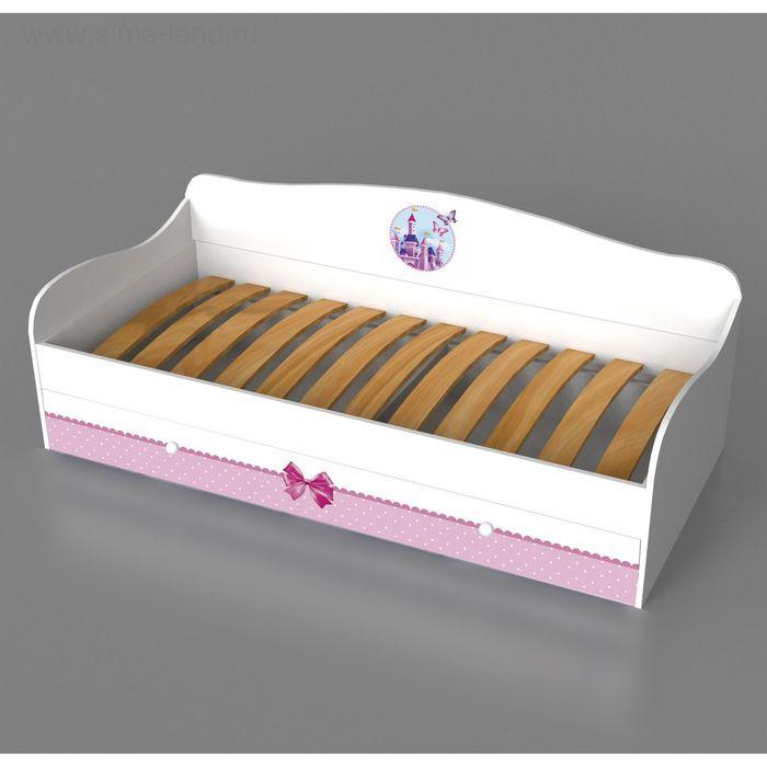 Кровать-диван Аврора 1942*800*937  Белый
