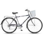 """Велосипед 28"""" Stels Navigator-350 Gent, 2016, цвет чёрный, размер 20"""""""