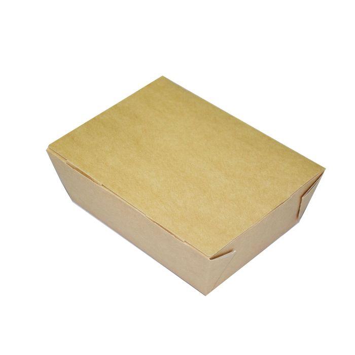 Упаковка для продуктов, ланч-бокс 19 х 15 х 5 см, 1 л