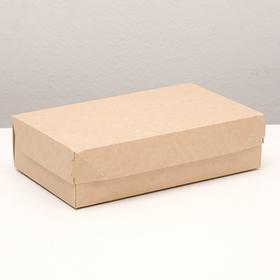 Упаковка для продуктов, 23 х 14 х 6 см, 1,9 л