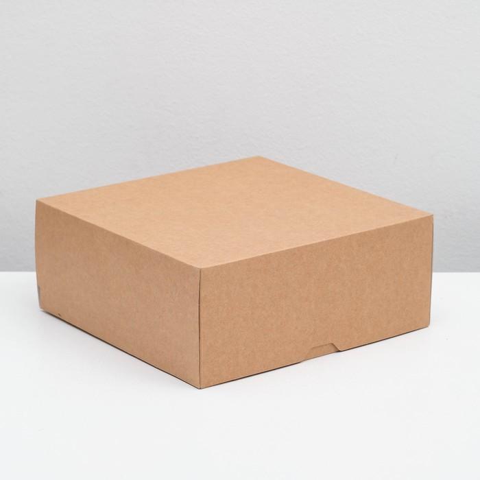 Упаковка для продуктов, 25,5 х 25,5 х 10,5 см, 6 л
