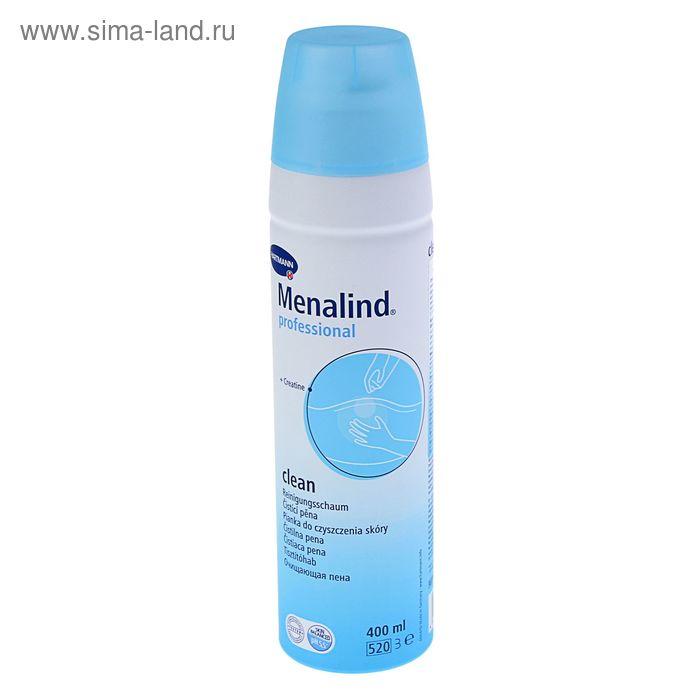 Пена очищающая Menalind professional, 400 мл