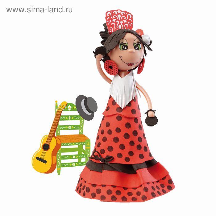 """Набор для создания куклы """"Лола"""""""