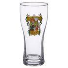 """Бокал для пива 500 мл """"Паб. Любимое пиво"""", рисунок МИКС"""