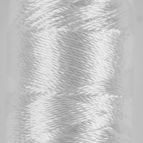 Нитки для вышивания 183 м, цвет белый №3476