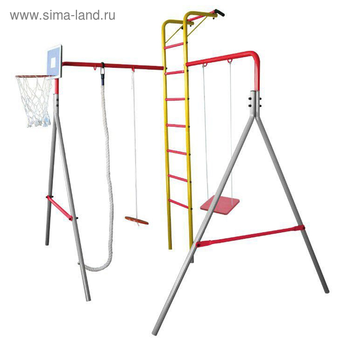 """Детский спортивный комплекс """"Весёлые старты-1"""""""
