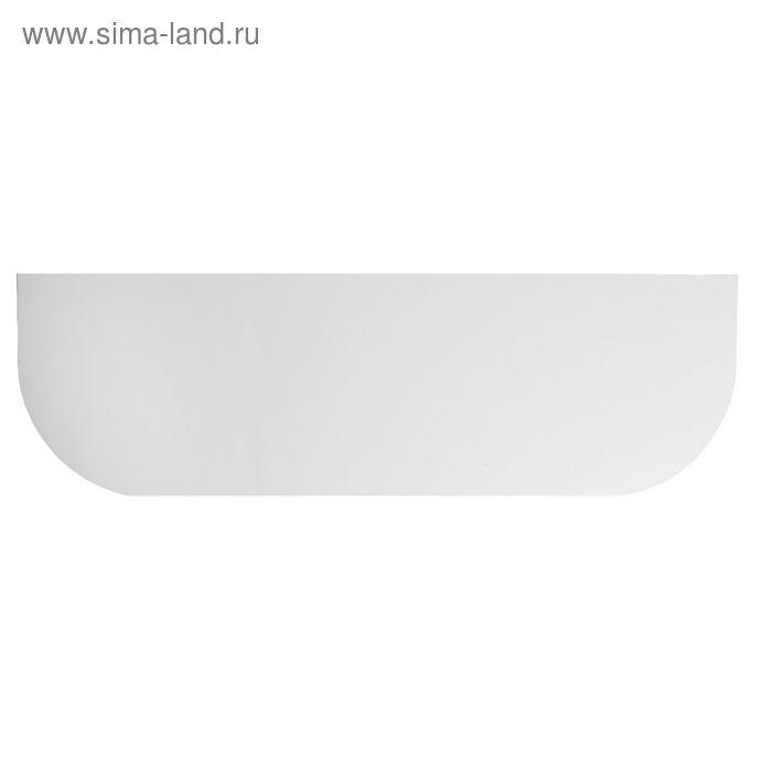 Полка 800*250*16 мм Белый