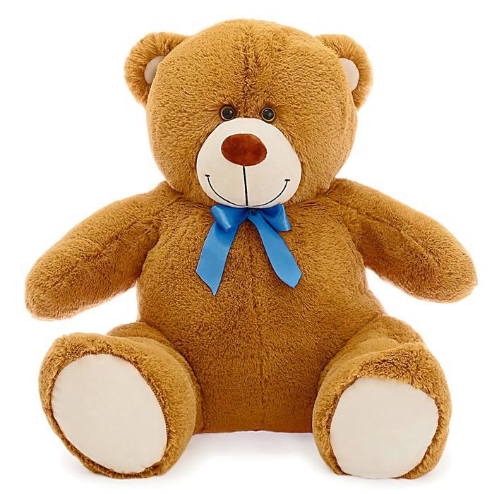 """Мягкая игрушка Premium Quality """"Мишка Кузя"""", цвет шоколадный, 90 см"""