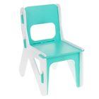Детский стульчик ДШ №2, цвет зелёный