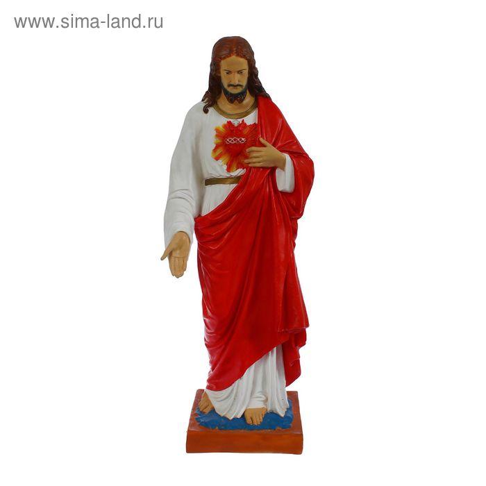 """Статуэтка """"Иисус"""" 40 × 40 × 120 см"""