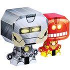 """Игрушка-оригами """"Роботы"""" + клейкая лента"""