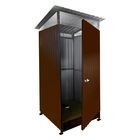 летний разборный туалет