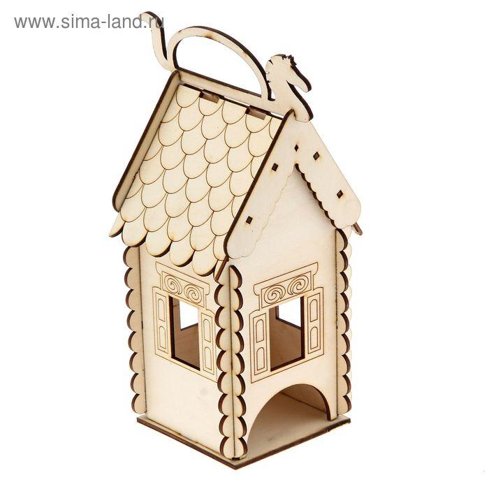 "Чайный домик ""Три окна"" 11х17,5х8 см (80073)"