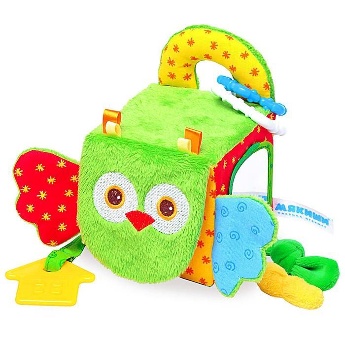 Игрушка «Кубик Сова» - фото 105533044