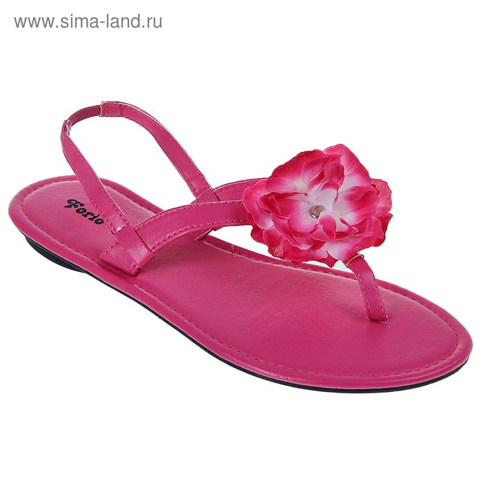Сандалии женские Forio, цвет розовый, размер 39 (арт. 355-002)