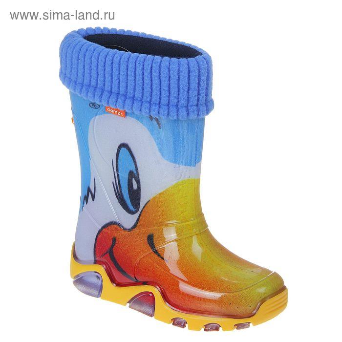 Сапоги резиновые Demar duck, размер 30/31 (арт. 0033 А)