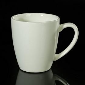 Кружка 220 мл, d=7,8 см, h=8,7 см, цвет белый