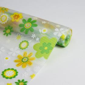 {{photo.Alt || photo.Description || 'Коврик противоскользящий Доляна «Жёлтые цветы», 30×150 см'}}