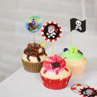 Набор для оформления праздника «День рождения пирата» - фото 951186