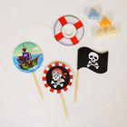 Набор для оформления праздника «День рождения пирата» - фото 951189