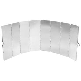 Экран ветрозащитный «СЛЕДОПЫТ», большой, 68 х 24 см