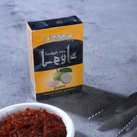 Nicotine-free mixture for hookah Leyla Guava, 50 g