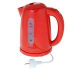 Чайник Zimber ZM-11028, 1.7 л, 2200 Вт, красный