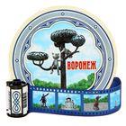 Магнит в форме фотопленки «Воронеж»