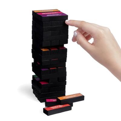 Падающая башня «Искушение» с фантами, 54 бруска