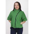 Куртка женская, рост 168 см, размер 44, цвет зелёный (арт. 39)