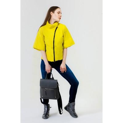 Куртка женская, рост 168 см, размер 44, цвет лайм (арт. 39)