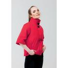 Куртка женская, рост 168 см, размер 44, цвет красный (арт. 63)