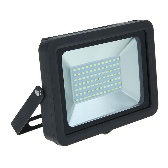 Прожектор светодиодный ASD СДО-5-50, 50 Вт, 160-260 В, 6500 К, 3750 Лм, IP65 СЕРИЯ PRO